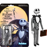 ReAction The Nightmare Before Christmas  Jack Skellington  3 34   Action Figure