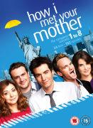 How I Met Your Mother - Seasons 1-8