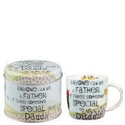 Father's Mug in a Tin