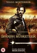 Captain alatriste the spanish musketeer