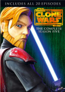 Star Wars: Clone Wars - Season 5