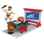 WWE Smackdown - Damien Sandows School of Hard Knocks - Starter Set