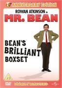 Mr. Bean: Series 1, Volumes 1-4 - 20th Anniversary Edition