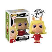 Disney Muppets Miss Piggy Pop! Vinyl Figure