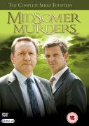 Midsomer Murders - Seizoen 14 - Compleet
