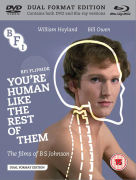 Youre Human Like Rest of Them (Dual Format Editie)
