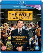 The Wolf of Wall Street (Bevat UltraViolet Copy)