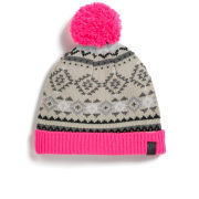 ONLY Women's Jessie Bobble Hat - Fuchsia - XS