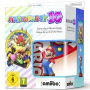 Mario Party 10 + amiibo Mario