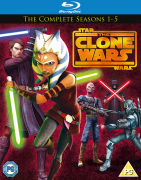 Star Wars Clone Wars  Seasons 15