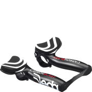 Deda Carbon Blast Clip On Tri Handlebars - One Size - Black