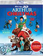 Arthur Christmas 3D (Includes UltraViolet Copy)