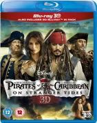 Piratas del Caribe 4: En Mareas Misteriosas 3D (Blu-Ray 2D incl.)