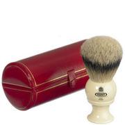 Kent Bk8 Traditional Pure Silver Tip Badger Shaving Brush  Large