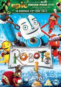 Robots (Includes Epic Activity Bonus Disc)