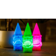 Gnome Light   Blue/Green/Pink