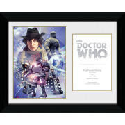 Doctor Who 4th Doctor Tom Baker   30 X 40cm Collector Prints