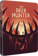 The Deer Hunter  Zavvi Exclusive Limited Edition Steelbook (Ultra Limited Print Run)