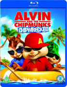 Alvin and the Chipmunks Chipwrecked (Single Disc)