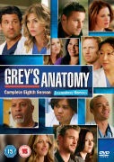 Greys Anatomy - Seizoen 8