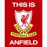 Liverpool This is Anfield - Mini Poster - 40 x 50cm