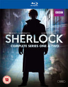 Sherlock - Series 1 and 2