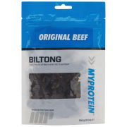 Fasii din carne (Biltong)
