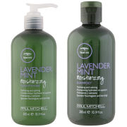 Paul Mitchell Tea Tree Lavender Mint Duo- Shampoo & Conditioner фото