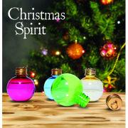 Christmas Spirit - Kugelflaschen