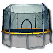 Image of Airzone Trampoline 3.7m - Yellow