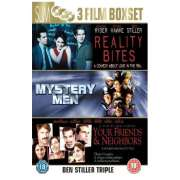 Mystery Men/Your Friends And Neighbours/Reality Bites