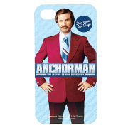 Image of Anchorman Ron Burgundy iPhone 4/4S Case