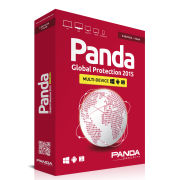 Panda Global Protection 2015 (5 User / 1 Year) - Retail Minibox