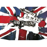 Sex Pistols Anarchy - Maxi Poster - 61 x 91.5cm