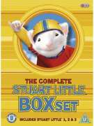 Stuart Little 1, 2 en 3