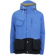 Jack & Jones Begin Hooded Jacket  Blue  S