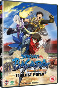 Sengoku basara samurai kings the last party movie