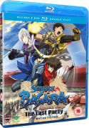 Sengoku basara samurai kings the last party movie double play includes dvd