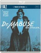 Dr. Mabuse, Der Spieler [Dr. Mabuse, Gambler] (Masters of Cinema)
