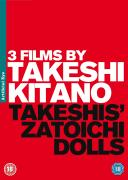 Image of 3 Films By Takeshi Kitano