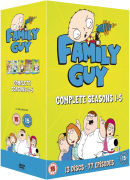 Family Guy - Season 1-5
