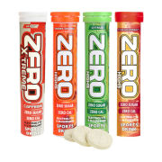 High5 Sports Zero Active Hydration Tablets - Mixed Bundle Pack - 4 Tubes