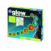 glow solar system kit