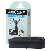 Image of Michelin A1 Aircomp Ultralight Road Inner Tube - 700c x 18-23mm - Presta 40mm