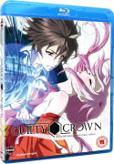 Guilty Crown - Series 1: Part 1 (Episodes 01-11)