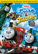 Thomas and friends spills and thrills