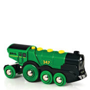 Image of Brio Big Green Action Locomotive