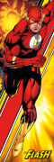 DC Comics Justice League Flash - Door Poster - 53 x 158cm