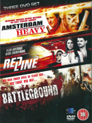Action Movies Collection (Amsterdam Heavy / Red Line / Battleground)