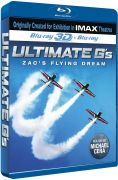 IMAX: Ultimate G's-Zac's Flying Dream 3D (Includes both 3D and 2D Versions)